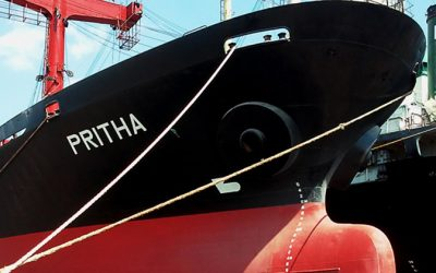 Karana Line will handle vessel from Emirates Shipping at Semarang Port