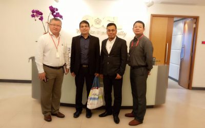 Karana Management with OOCL corporate team in Hong Kong